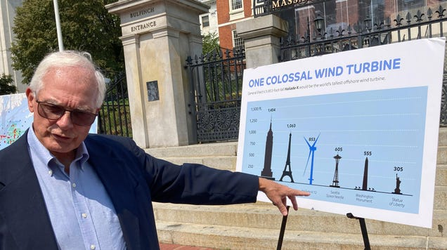 NIMBYs and a Trump Advisor Unite to Try and Kill the Nation's Largest Offshore Wind Project