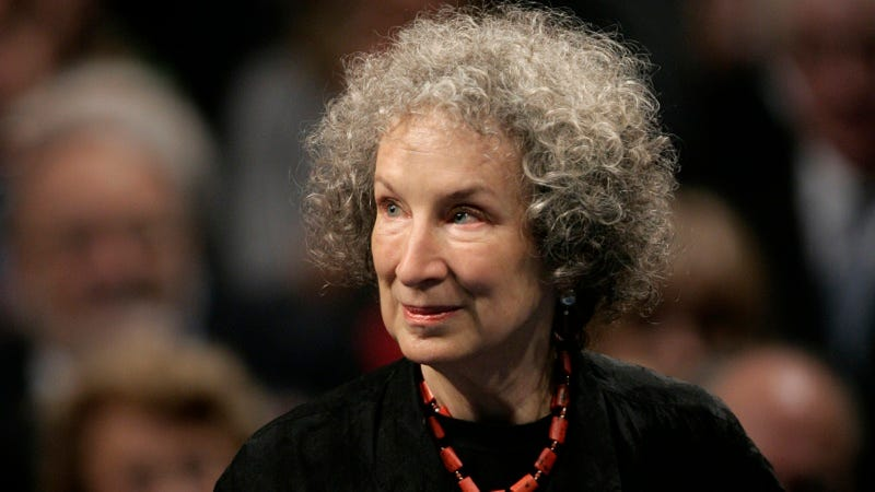 Illustration for article titled Margaret Atwood Is Writing a Graphic Novel Trilogy