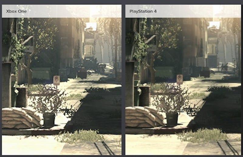 bf4 xbox one gameplay 1080p tv