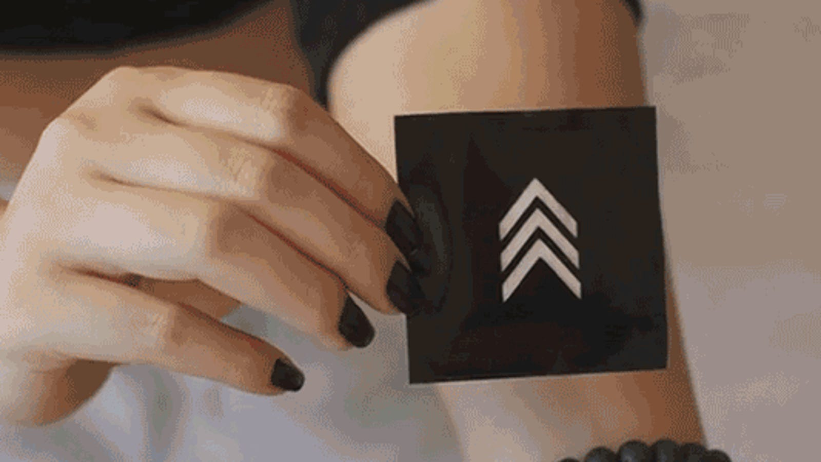 Temporary Tattoos That Last A Long Time: A New Type Of Temporary Tattoo Magically Lasts For Two