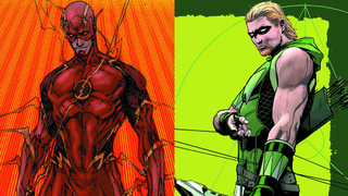 Illustration for article titled Not To Be Left Out, The Flash And Green Arrow Are Getting Redesigns Too