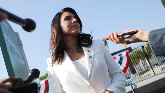 Tulsi Gabbard s PR Stunt Thrown Out By Federal Judge