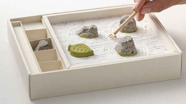 The Only Thing More Relaxing Than a Zen Garden Is One Made ...