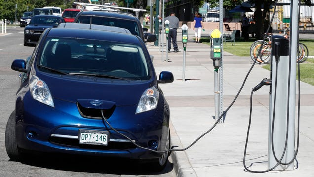 Electric Vehicles Are Improving So Fast, Data on Using Them May Be Obsolete