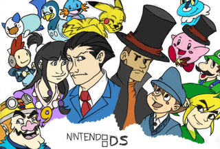 Illustration for article titled Art of The Rose: NinTENdo Out of Ten