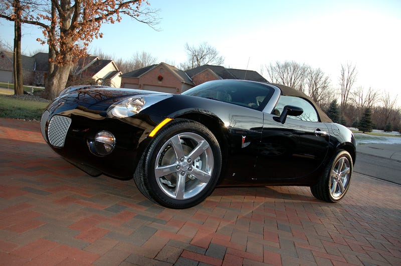 Illustration for article titled So, I Drove a Pontiac Solstice ...