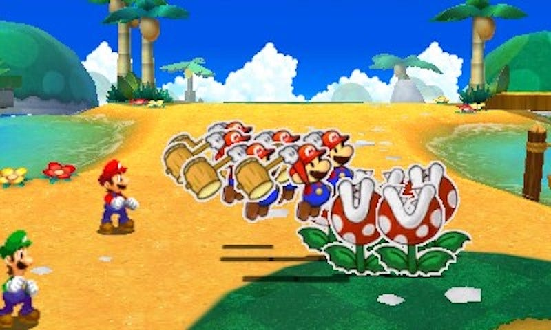 Mario & Luigi Role-Playing Games Have Some Stellar Battle Music