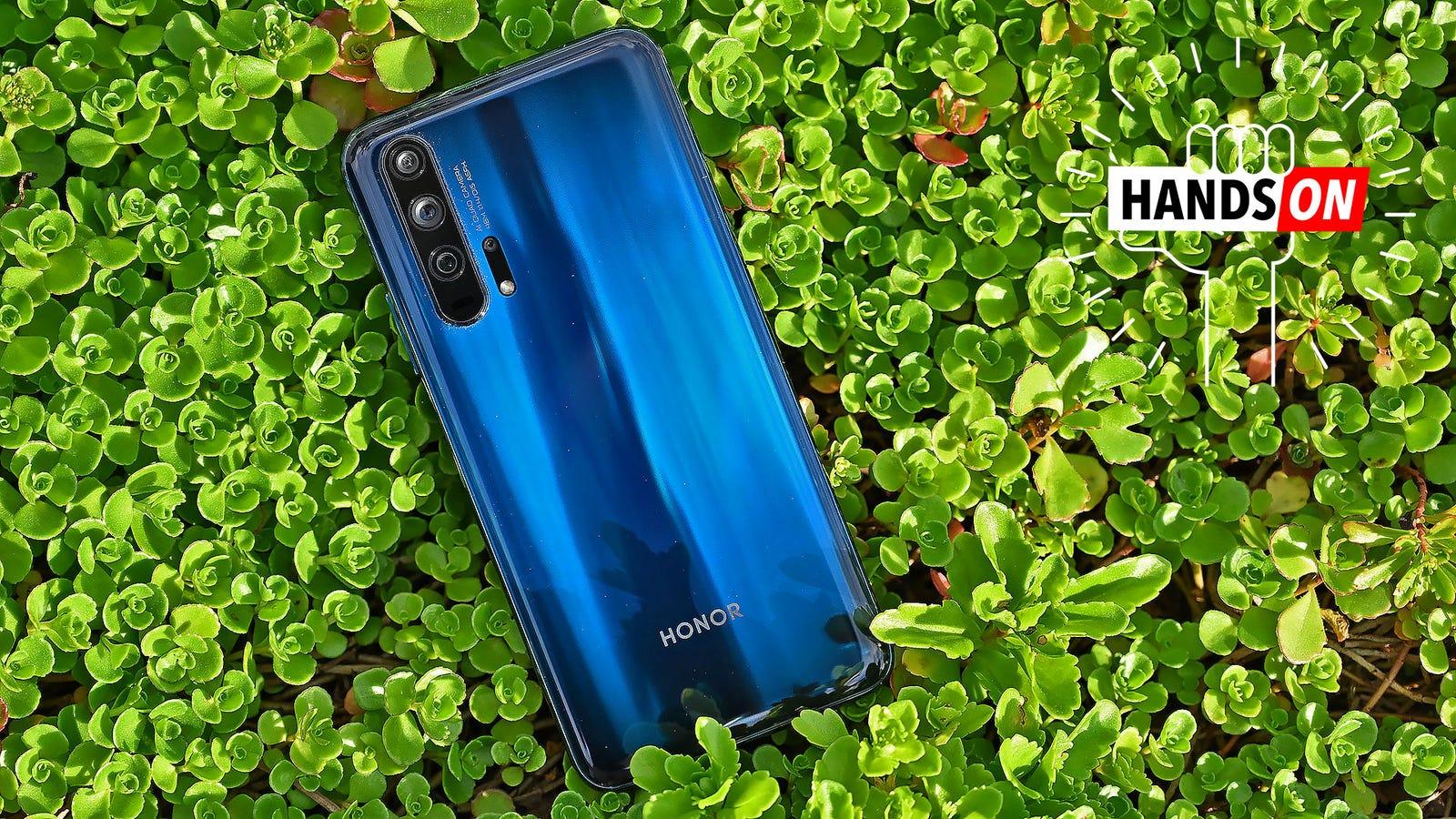 Honor 20 Pro Is Huawei'