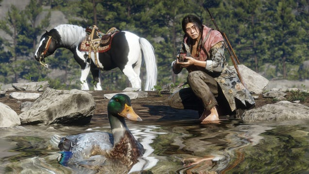 Red Dead Online's New Role Makes Me Appreciate The Game's Animals
