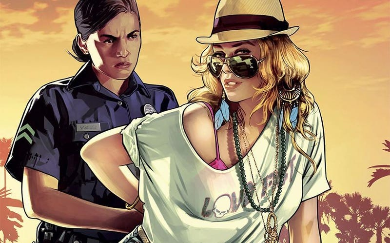 Illustration for article titled Grand Theft Auto's Writer Talks Women, Writing—and Creative Larceny
