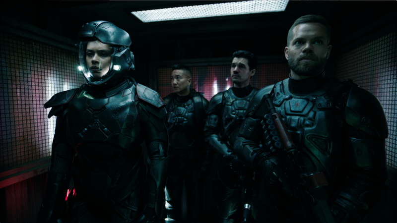 The Expanse is here to stay.