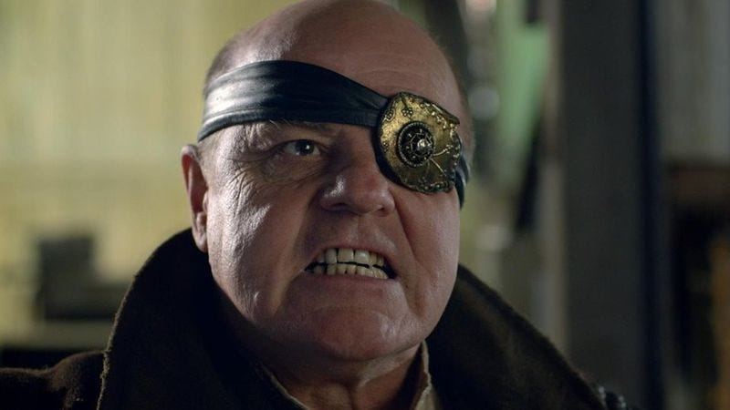 Illustration for article titled Michael Ironside on Turbo Kid, Highlander II, and being in the real McBain