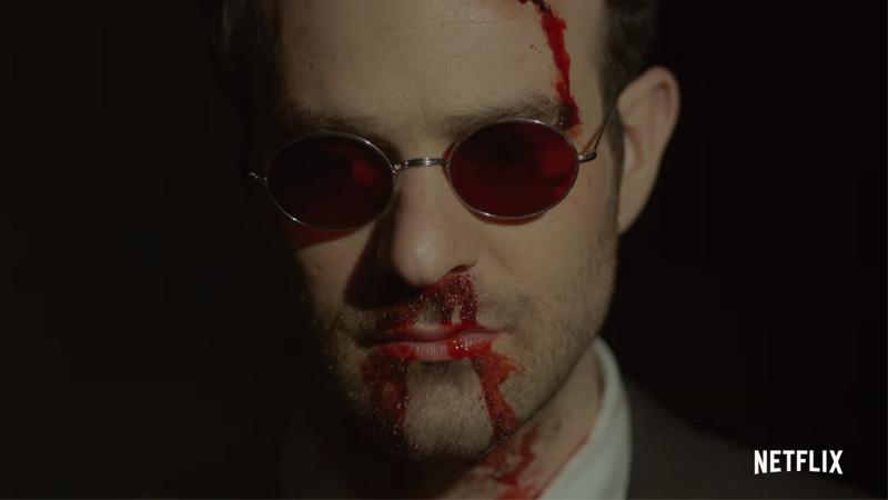 Matt Murdock wants to let the Devil out.