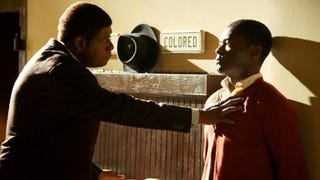 Forest Whitaker and David Oyelowo in Lee Daniels' The Butler (the Weinstein Co.)