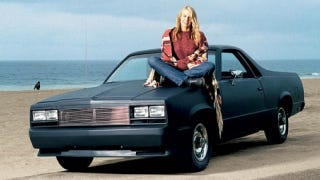 Illustration for article titled Daryl Hannah's Biodiesel El Camino For Sale Again