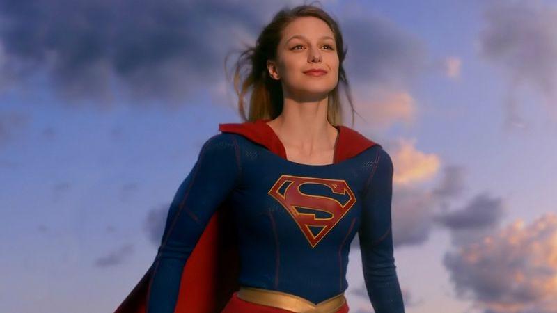 Photo: Melissa Benoist, Supergirl (CBS)