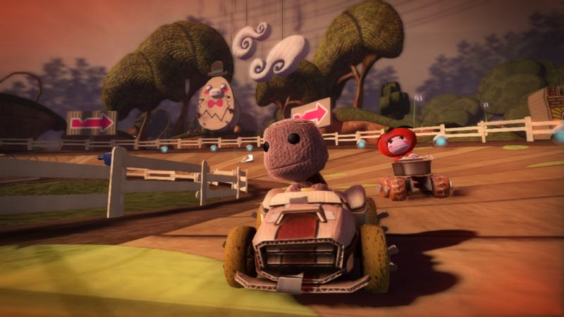 Illustration for article titled LittleBigPlanet Karting And Going Back To The Things You Love