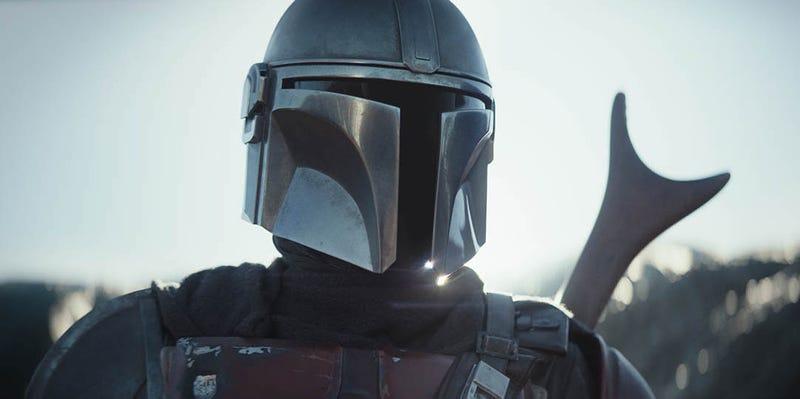 The Mandalorian es la primera serie live action de Star Wars, y se estrena en Disney+.