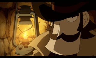 Illustration for article titled This Game Is Totally Not Copying Professor Layton At All