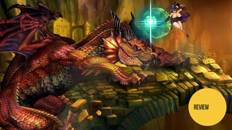 Illustration for article titled Dragon's Crown: The Kotaku Review