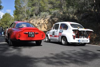 Illustration for article titled Rally Isla Mallorca ect..