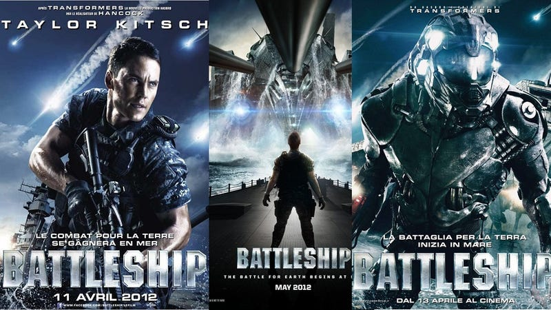 Illustration for article titled Early reviews of Battleship are in: How does it live up to the Transformers legacy?