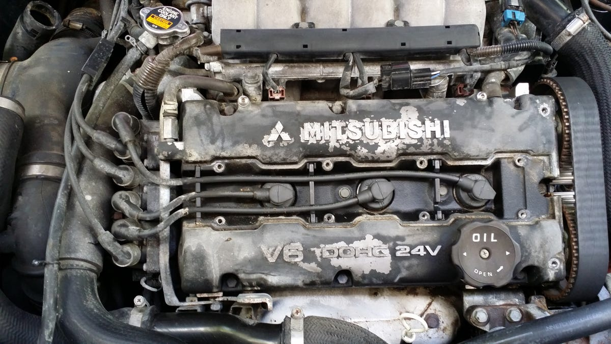 I Just Lost $25,500 On My Mitsubishi 3000GT VR4 And I Couldn