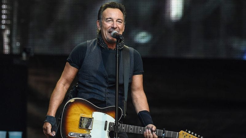 Illustration for article titled New Study Finds Unplanned Pregnancies Continuing To Decline In Bruce Springsteen Lyrics