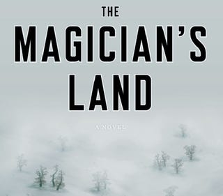 Illustration for article titled Book Post: The Magician's Land is Everything I Don't Like About the Magicians