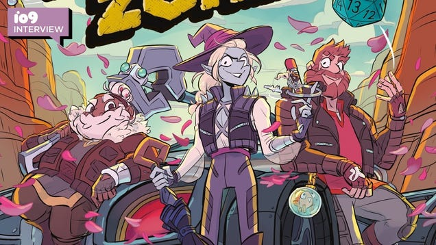 The Adventure Zone Creators on Adapting the Series  Most Controversial Storyline