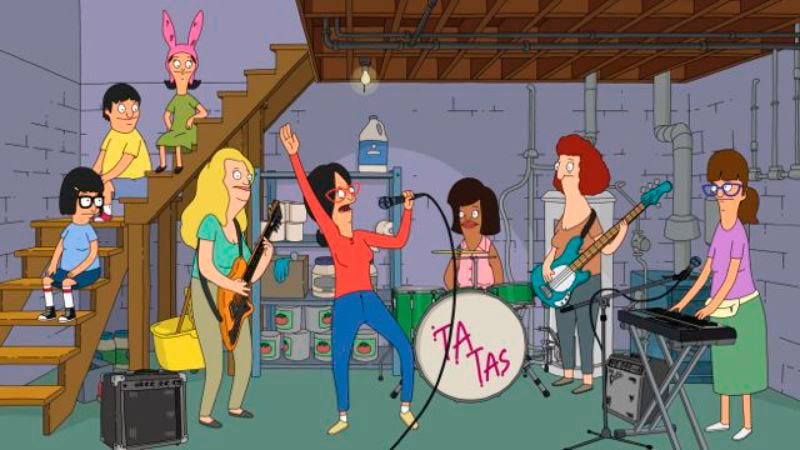 Illustration for article titled Bob's Burgers is getting its own album