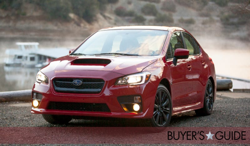 Illustration for article titled Subaru WRX: The Ultimate Buyer's Guide