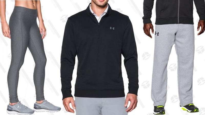 $30 off $100 Clearance Purchase | Under Armour Outlet | Promo code TAKE30