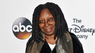 Whoopi Goldberg attends the A Celebration of Barbara Walters event at the Four Seasons restaurant on May 14, 2014, in New York City.D Dipasupil/Getty Images