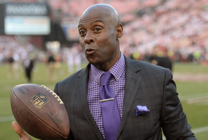 Hall of Famer and former San Francisco 49er Jerry Rice in 2013Thearon W. Henderson/Getty Images