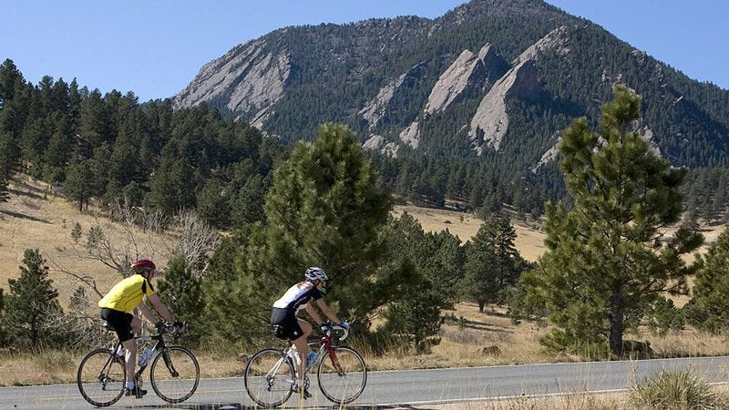 Boulder colorado named best place to raise abducted children for Best mountain towns to raise a family