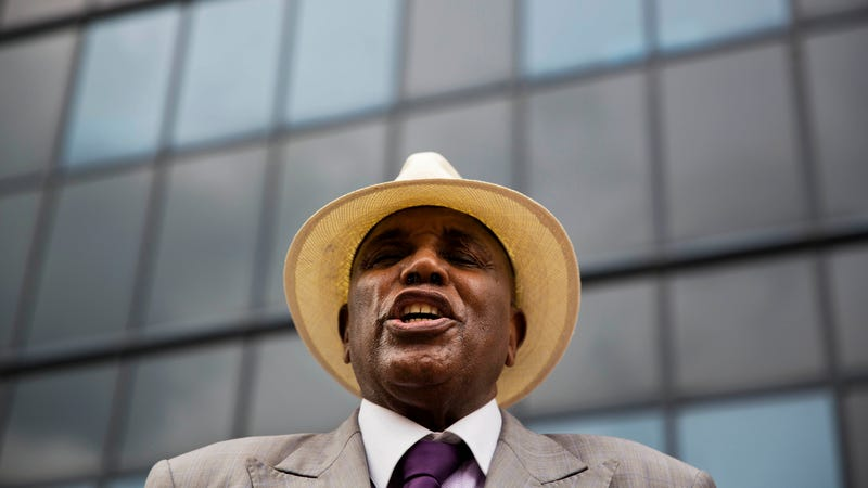 Rev. Gerald Durley. Photo: AP