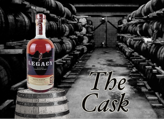 Illustration for article titled The Cask - Legacy Small Batch