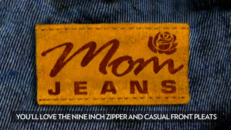 Illustration for article titled 'Mom Jeans' Are No Joke. They Are Glorious and Should Be Embraced.