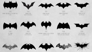 Illustration for article titled The Evolution of the Batman Logo, Visualized