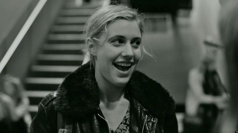 Illustration for article titled Greta Gerwig will be the one to tell you How I Met Your Dad