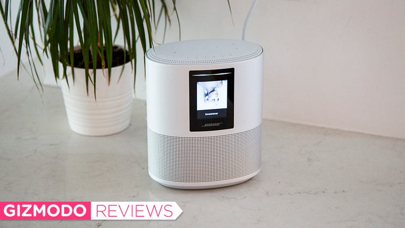 Bose's Fancy Home Speaker Might Be the Best Sounding Echo Alternative Yet