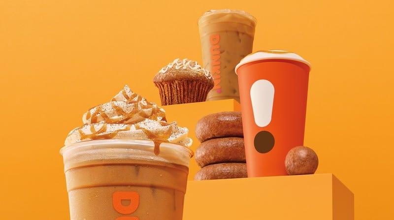 Dunkin' decrees autumn begins August 21