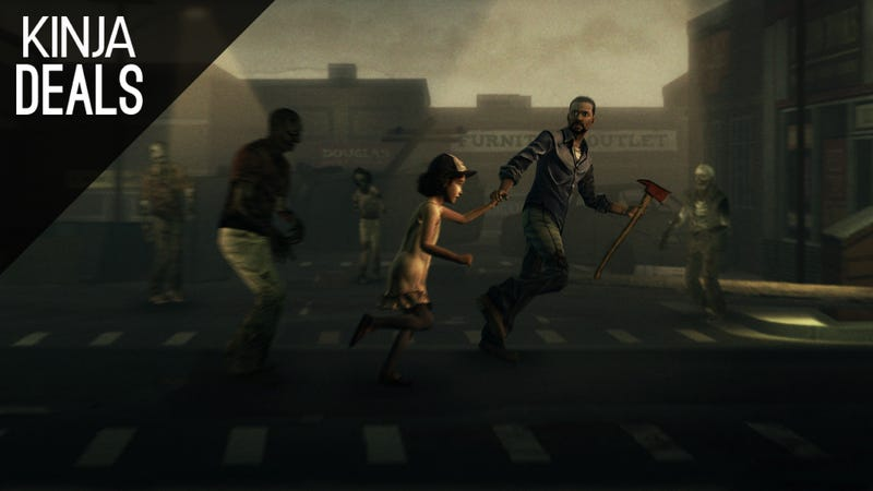 Illustration for article titled TellTale's The Walking Dead Seasons Start at $5 Today