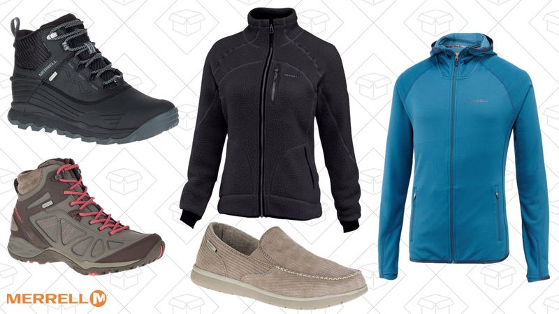 Extra 15% off sale select styles | Merrell | Use code WINTER15