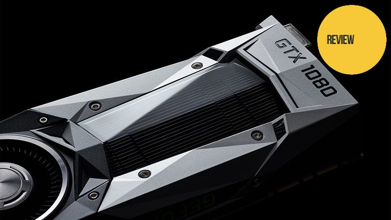 Illustration for article titled Nvidia Geforce GTX 1080 Review: Time For An Upgrade