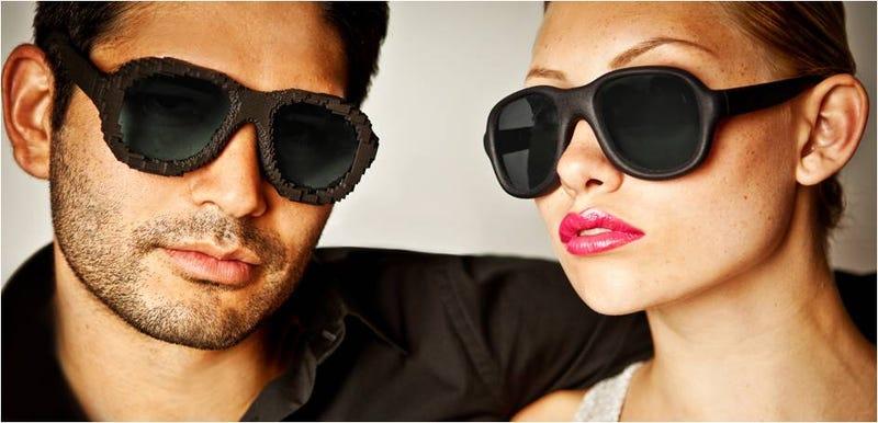 Illustration for article titled Lo próximo en moda: gafas de sol a medida creadas con impresoras 3D