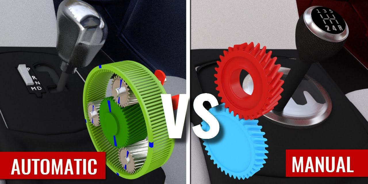 here s exactly how manual transmissions are different from automatics rh jalopnik com going from automatic to manual transmission from automatic to manual transmission