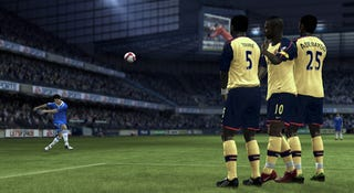 Illustration for article titled New FIFA 09 Screens