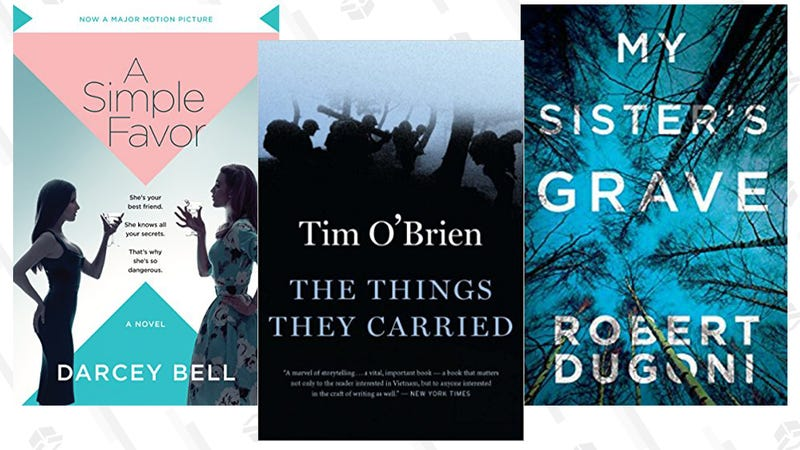 Up to 80% Off Fiction Reads for Kindle | Amazon